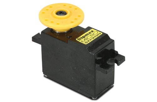 SD200 Micro Servo Kugellager