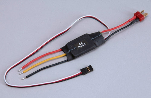 ST Brushless Regler(18A) - Fox STM