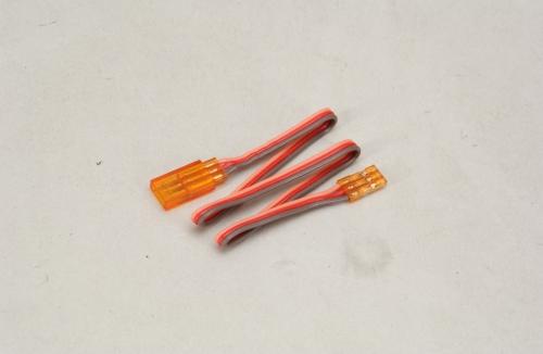 JR Servoverlängerung 300mm Orange