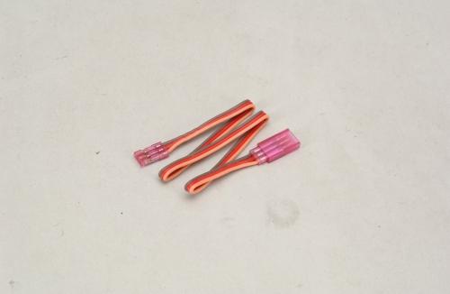 JR Servoverlängerung 300mm Pink