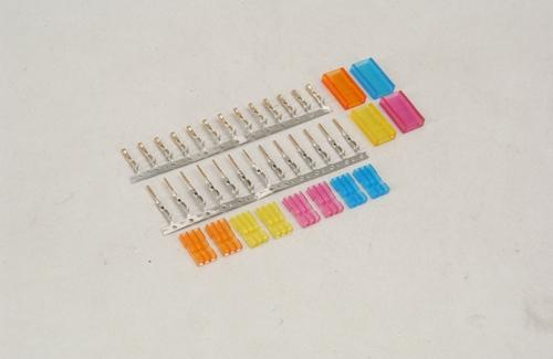 JR 4 Farben Stecker und Buchse