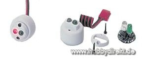2-LED CONTROLLER Robbe 1-8221 8221