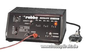 ACCU-FIT LADER Robbe 1-8364 8364