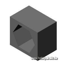EINLEGMUTTER 2STK Robbe 1-S4087 S4087