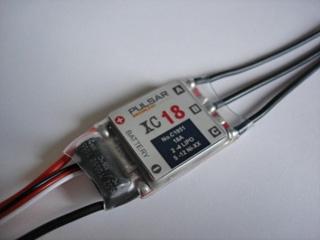 PULSAR XC-18 Pichler C1951