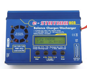 Balancer Ladegerät e-Station BC-8 Pichler C1987