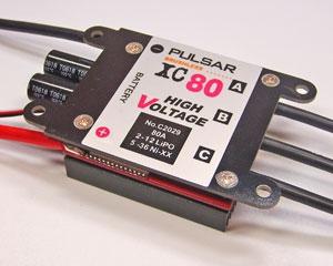 PULSAR XC-80 V Pichler C2029