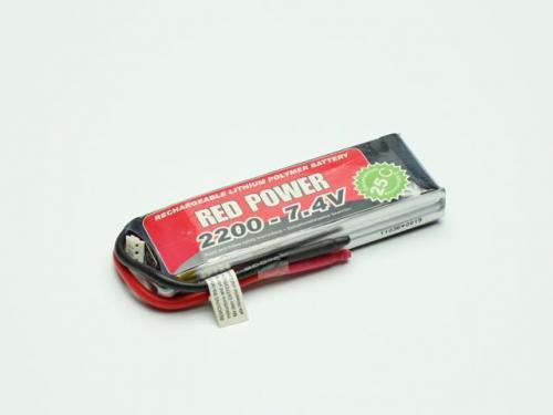 RED POWER 2200 - 7,4V Pichler C2157
