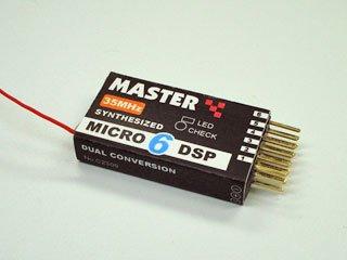 Empfänger MICRO 6 DSP Synth / Pichler C3557