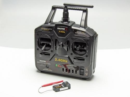 Master 2.4Ghz Fernsteuerset / Pichler C5373