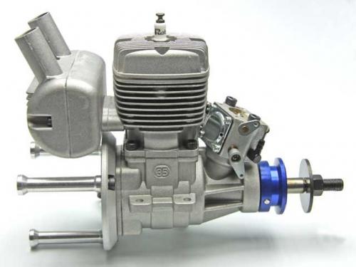 Benzinmotor NGH GT-35 Pichler C5402