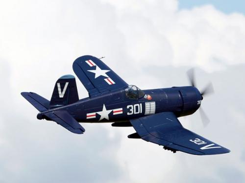 Corsair F4U Blue PNP / 1700 m Pichler C7332