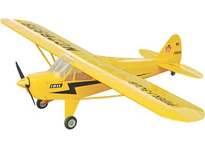 Piper J3 Cub E Pichler C756
