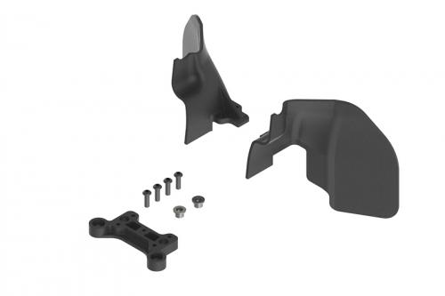 Arrma - Schmutzfänger Set Chassis, vorne AR320376 Hobbico