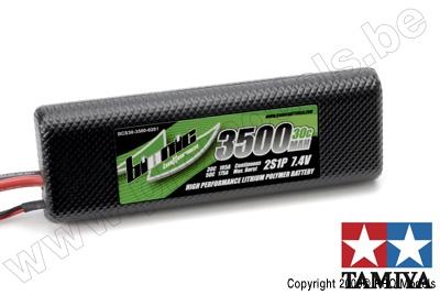 BIONIC CAR 30C 3500MAH 2S1P 7,4V TAMIYA CONNECTOR BCS30-3500-0201T