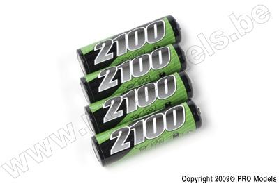 AA 2100 MAH (4pcs Blister) READY TO USE BNH-2100-AA4