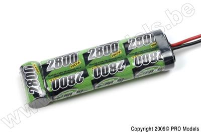 BIONIC NI-MH VOLT+ 2800 SC RACINGPACK 8.4V TRAXXAS BNH-2800-SC7TR
