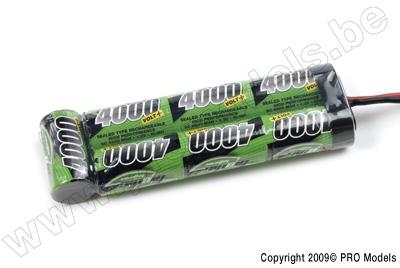 BIONIC NI-MH VOLT+ 4000 SC RACINGPACK 8.4V TAMIYA BNH-4000-SC7T