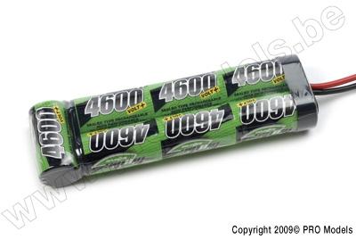 BIONIC NI-MH VOLT+ 4600 SC RACINGPACK 8.4V TRAXXAS BNH-4600-SC7TR