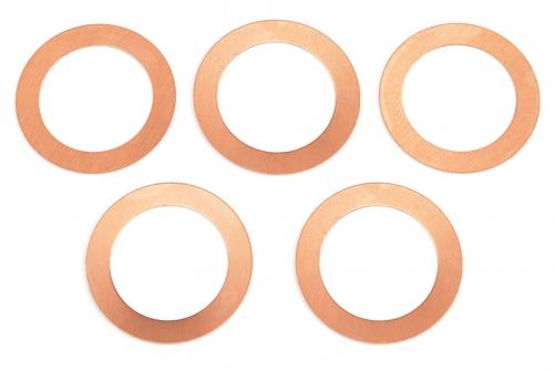 Team Corally - Zylinderkopfdichtung 0.2mm Etor 21 3P und Etor 21 5-2P - 5 St  C-40000-008