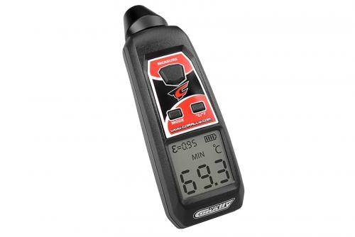 Team Corally - IR Temperature Gun - Infrarot Temperatur Messgerät C-41000