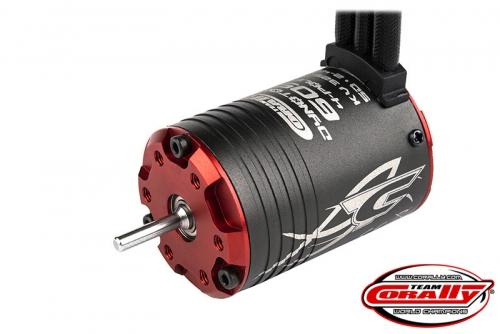 Team Corally - Dynotorq 605 Sensorless 4-Pole 3000KV Brushless Motor C-605300