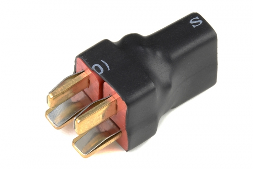 G-Force RC - Power Y-Connector - Serial - Deans - 1 pc GF-1322-010