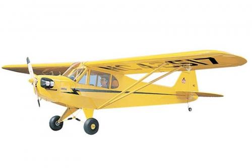 Greatplanes - Piper J-3 Cub .60 Size Kit GPMA0162