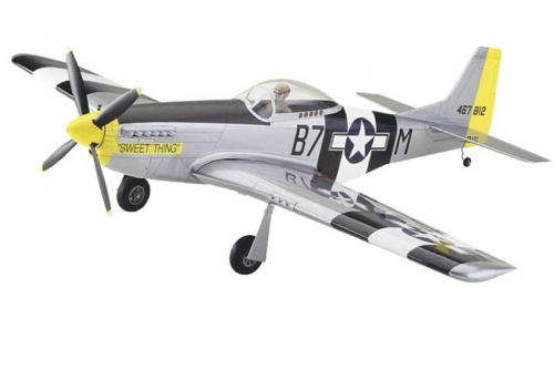 Greatplanes - P-51D Mustang .40 Size Kit GPMA0175