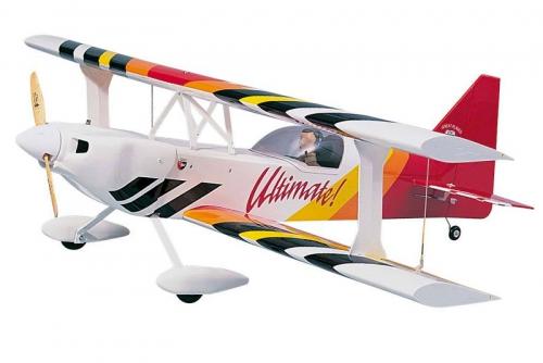 Greatplanes - Ultimate Biplane .40 Size Kit GPMA0240