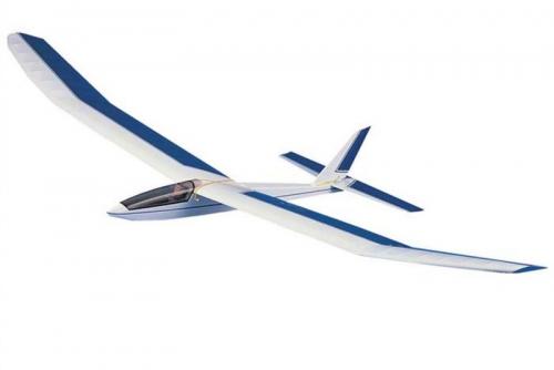 Greatplanes - Spirit 2-meter Sailplane Kit GPMA0530
