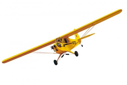 Greatplanes - Goldberg Anniversary Cub .40-.61 Kit GPMA0963