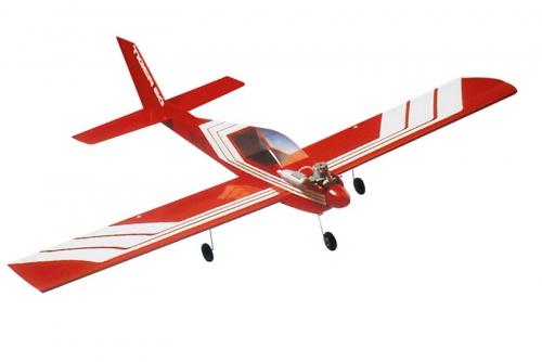 Greatplanes - Goldberg Tiger 60 Sport Low Wing .60-.65 Kit GPMA0968