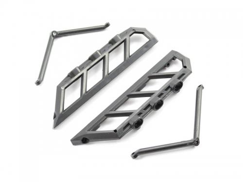Ishima - Side Plate Braces ISH-010-033