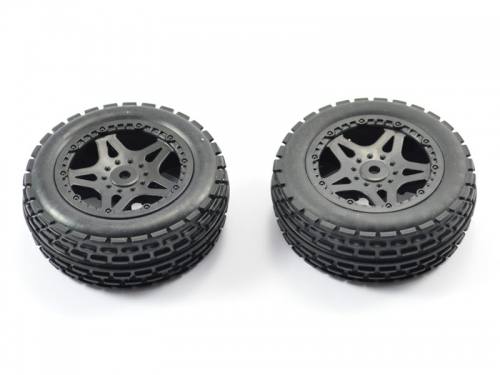 Ishima - Front Wheels Booster Complete, 1 Pair ISH-010-057