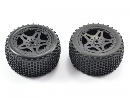 Ishima - Rear Wheels Booster Complete, 1 Pair ISH-010-058