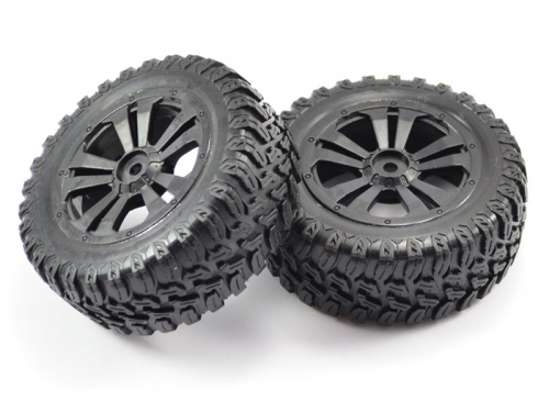 Ishima - Rear/Front Truck Wheels Madox Complete, 1 Pair ISH-010-061