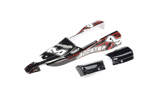 Ishima - Booster Body Red + Decals ISH-010-062
