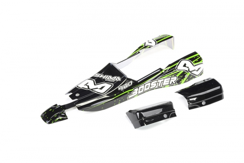 Ishima - Booster Body Green + Decals ISH-010-063