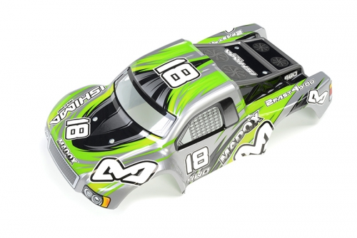 Ishima - Madox Body Green + Decals ISH-010-068