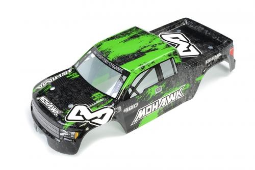 Ishima - Mohawk Body Green + Decals ISH-010-070