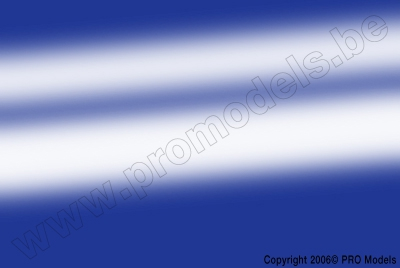 Oracover - Oratrim - Chrome Blue ( Length : Roll 2m , Width : 9,5cm ) OR-27-097-002