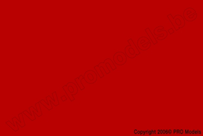 Oracover - Oratrim - Scale Light Red ( Length : Roll 2m , Width : 9,5cm ) OR-27-222-002