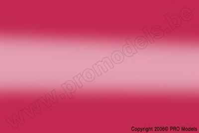 Oracover - Oralight - Light Chrome Red ( Length : Roll 10m , Width : 60cm ) OR-31-093-010