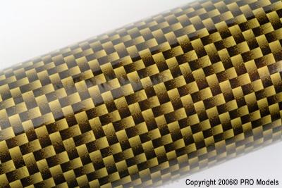Oracover - Kevlar ( Length : Roll 10m , Width : 60cm ) OR-421-036-010