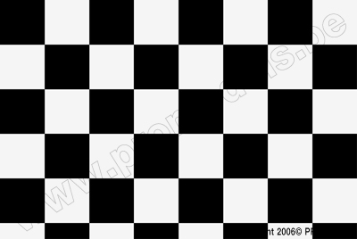 Oracover - Fun 3 (25mm Square) Pearl White + Black ( Length : Roll 10m , Width : 60cm ) OR-43-016-071-010