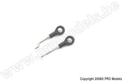 Parkfun RC - Blitz 3D Servo Push Link Set PF-120-SP-013