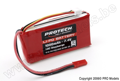 Protech RC - Battery Skyraider T0442.023