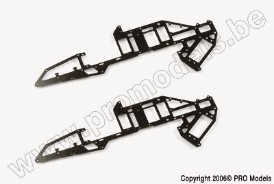 CARBON UPPER FRAME SET ZOOM 450 T0502.206