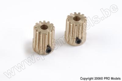 Protech RC - Motor Gear Zoom 450 13T 2Pcs T0502.234